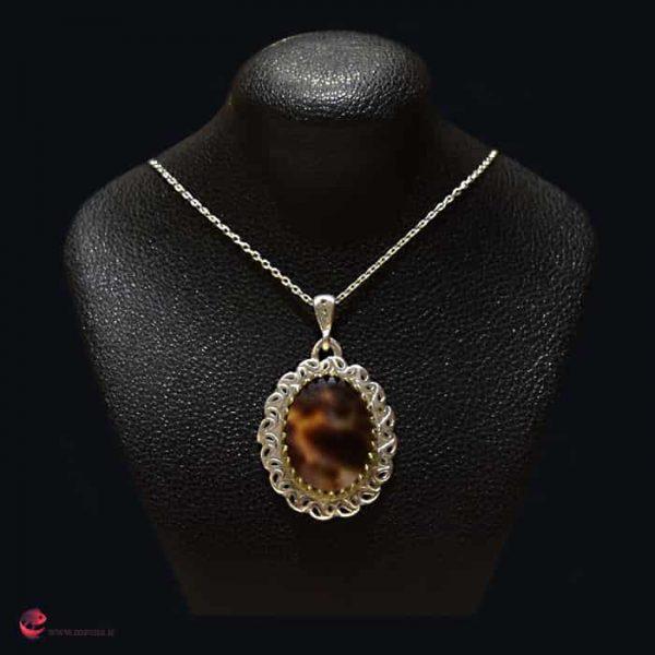 گردنبند صدفی فارور جواهرات صدفی ماسیا