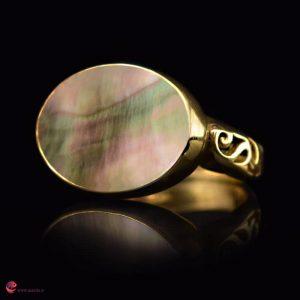 انگشتر زنانه سال صدف جواهرات صدفی ماسیا 2021